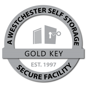 Mohegan Lake Self Storage a Westchester Self Storage facility grey logo