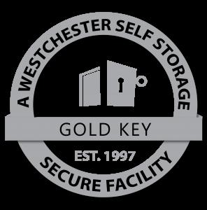Mohegan Lake Self Storage a Westchester Self Storage facility grey logo